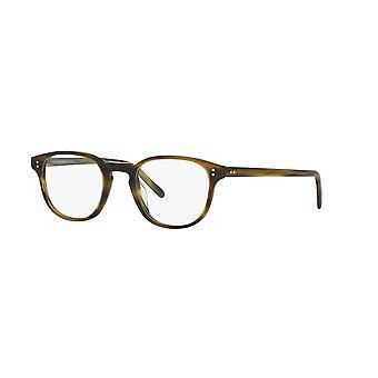 Oliver Peoples Fairmont OV5219 1318 Matte Moss Tortoise Glasses