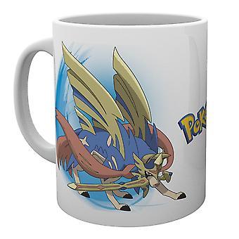 Pokemon Zamazenta et Zacian Mug