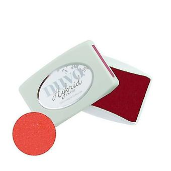 Tonic Studios Nuvo Ink Pads - Poppy Red