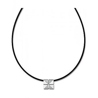 Jacob Jensen halsband med silverhänge 942P