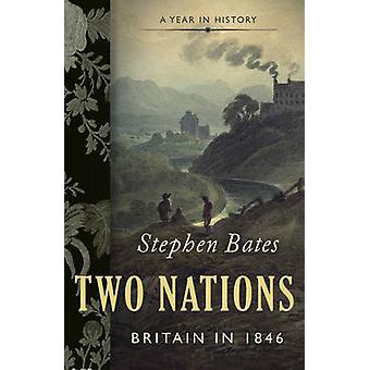 Två nationer av Stephen Bates