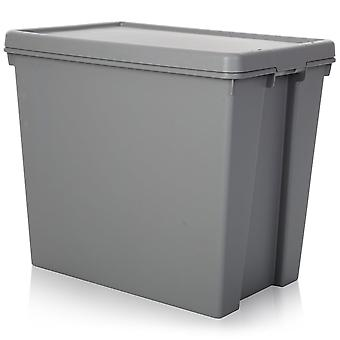 Wham Storage 92 Litre Wham Bam Upcycled Box With Lid