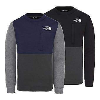 The North Face Boys Slacker Crew Sweatshirt