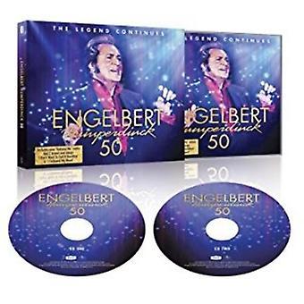Engelbert Humperdinck - importation USA Engelbert Humperdinck 50 [CD]
