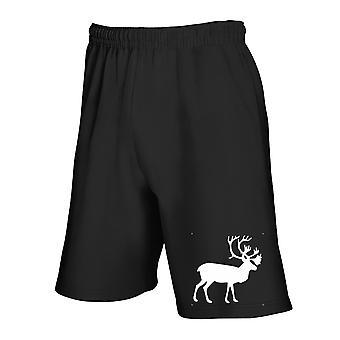 Pantaloncini tuta nero fun2524 moose b