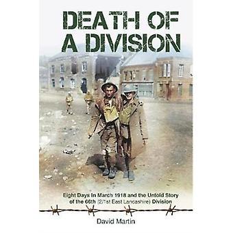 Dood van een divisie door David Martin