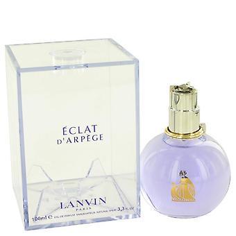 Eclat d'arpege eau de parfum spray by lanvin 403191 100 ml