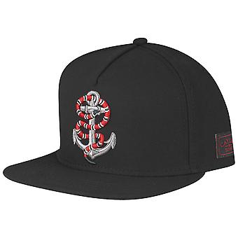 Cayler & sons Snapback Cap - ANCHORED black
