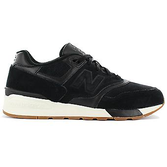 New Balance Classics ML597SKG Men's Shoes Black Sneaker Sports Shoes