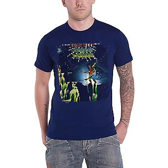 Uriah Heep T Shirt Demons And Wizards Album Cover Band Logo new Official Mens