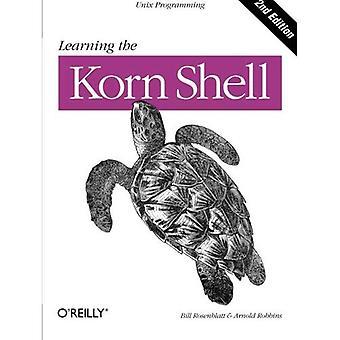 Oppimisen Korn-komentotulkin