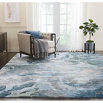 Prismatic PRS14 Grey Slate  Rectangle Rugs Modern Rugs