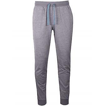 Emporio Armani Loungewear Emporio Armani Grey Eagle Logo Jog Pant