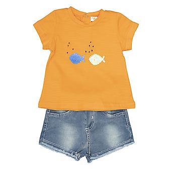 Babybol oblečenie Setje (2nd) Naranja