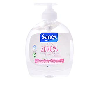 Sanex Zero % sensible Jabón Manos dispensador 300 Ml Unisex