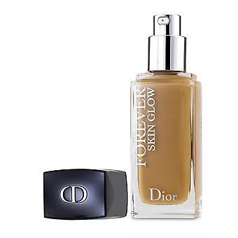 Dior forever skin glow 24 h wear radiant perfection foundation spf 35 # 4 w (warm) 236261 30ml/1oz