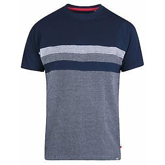 DUKE Duke Cut And Sew T Shirt