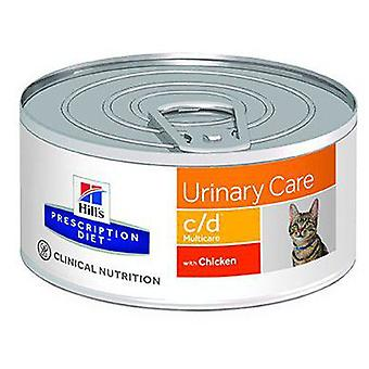 Hill's Feline c/d (Cats , Cat Food , Wet Food)