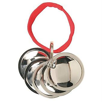 Trixie Metal Discs 5, Sound Training (Dogs , Training Aids , Clickers & Whistles)