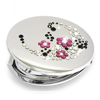 Pink pocket mirror ACSP-06.5