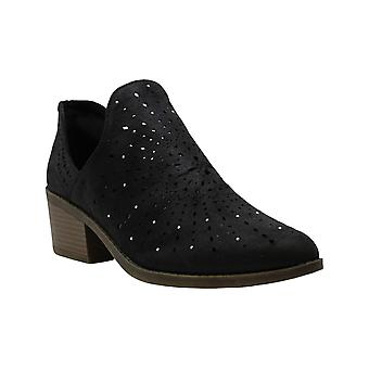 Fergalicious Wyatt Perforated Booties Women's Shoes