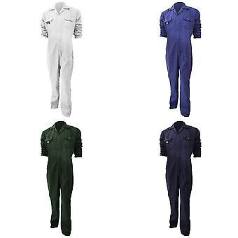 Dickies Redhawk Economy Stud vorderen Coverall Regular / Mens Workwear