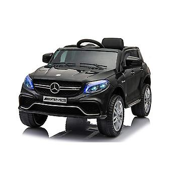 Licensed Mercedes AMG GLE 63 S 12V Kids Electric Ride On Car Black