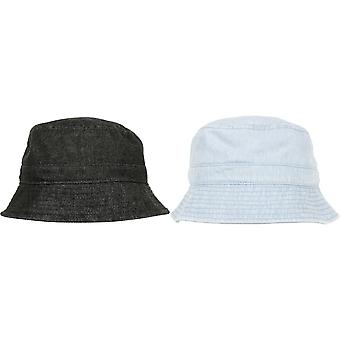 Flexfit By Yupoong Denim Bucket Hat