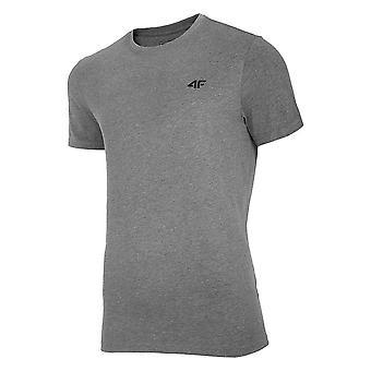 4F TSM003 NOSH4TSM0324M universel toute l'année t-shirt hommes