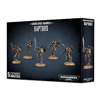 Warhammer 40K: Chaos Space Marine Raptors