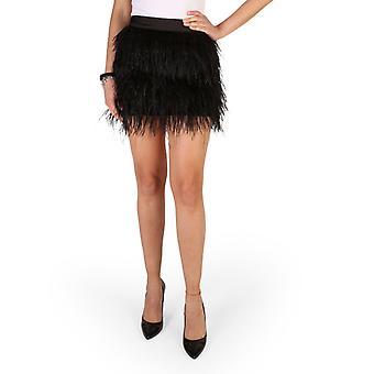 Guess women's skirt black 81g706 7050z