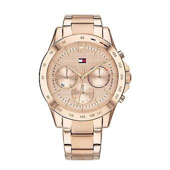 Tommy Hilfiger Watches 1782197 Ladies Haven Rose Gold Steel Watch