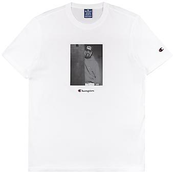 Champion Herren T-Shirt Crewneck T-Shirt 214617