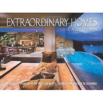 Extraordinary Homes California: An Exclusive Showcase of the Finest Architects, Designers and Builders in California