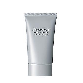Shaving Cream Men Shiseido (100 ml)