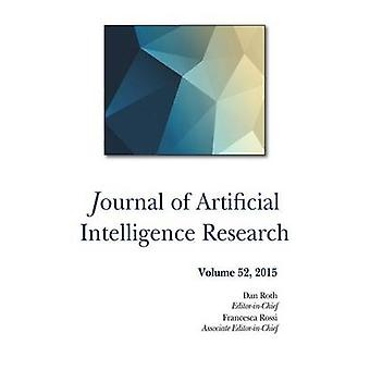 Journal of Artificial Intelligence Research Volume 52 by Roth & Dan