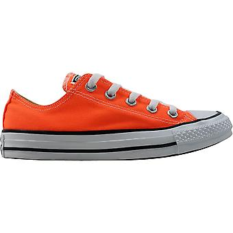 Converse Chuck Taylor All Star Ox Hyper Orange-White 155736c Men's