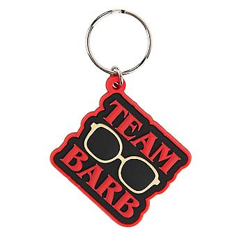 Stranger Things, Keychain - Équipe Barb