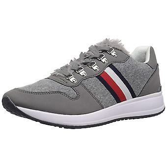 Tommy Hilfiger Womens Riplee Fabric Low Top Lace Up Fashion Sneakers