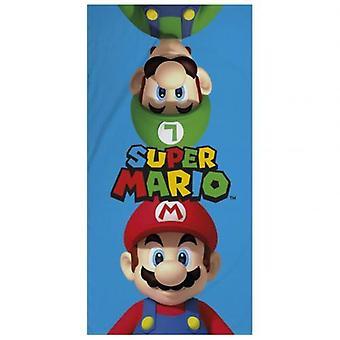 Toalha super de Mario