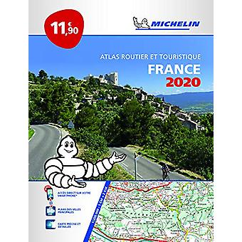 France 2020 - PB Tourist & Motoring Atlas - Tourist & Motoring