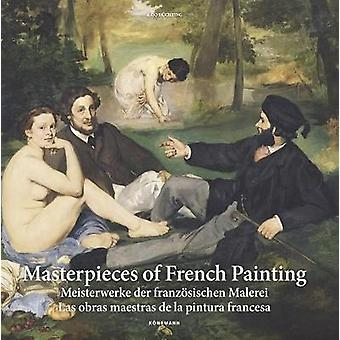 Masterpieces of French Painting by Hajo Duechting - 9783955880804 Book