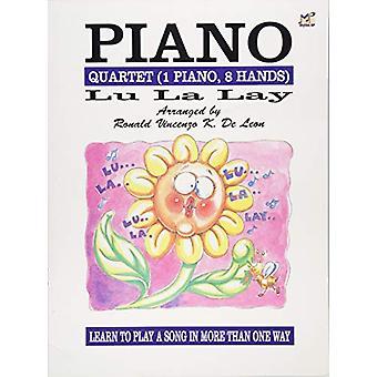 Piano Quartet Variations on Lu La Lay by Ronald Vincenzo K. De Leon -