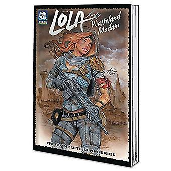 لولا-سيدتي القفار المجلد 1 من فينس هرنانديز-كتاب 9781941511046