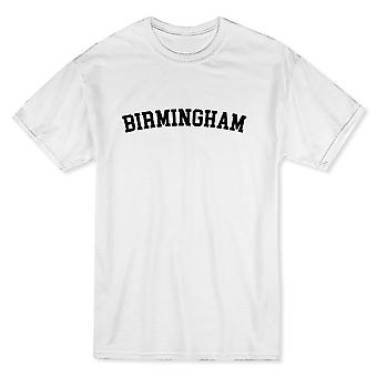 Birmingham City Show The Pride Men's White T-shirt