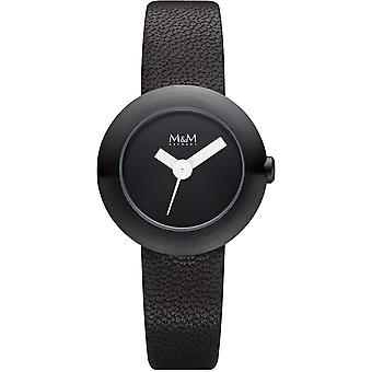 M&M Tyskland M11948-485 Basic-M Women's Watch
