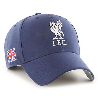 47 Brand Relaxed Fit Cap - Liverpool Union Jack Flag