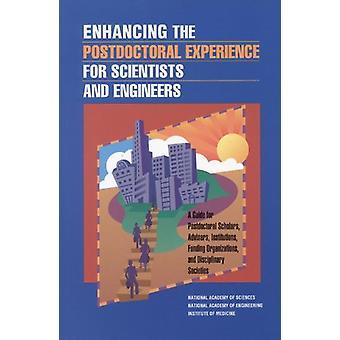 Verbesserung der Postdoktorandenerfahrung für Wissenschaftler und Ingenieure - A