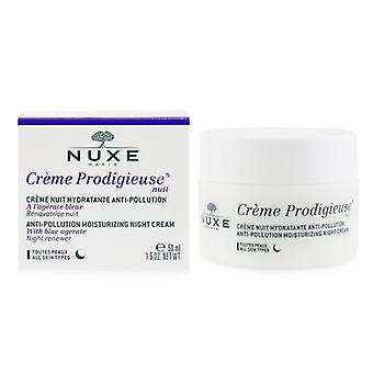 Creme Prodigieuse Anti-vervuiling Hydraterende Nachtcrème (voor alle huidtypes) - 50ml/1.5oz