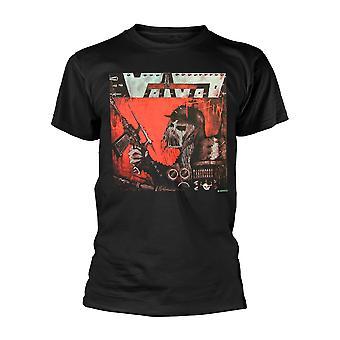 Voivod Krig & Pain Officielle Tee T-shirt Herre Unisex